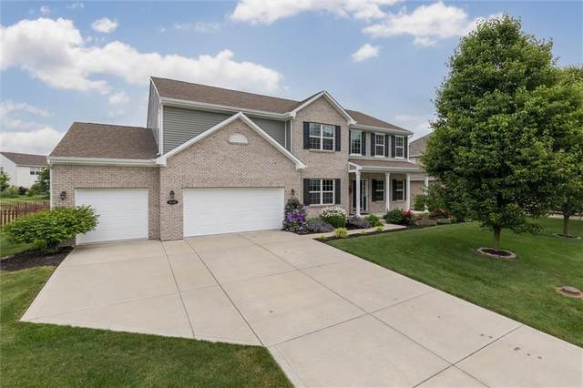 8640 Redditch Drive, Avon, IN 46123 (MLS #21791265) :: Mike Price Realty Team - RE/MAX Centerstone