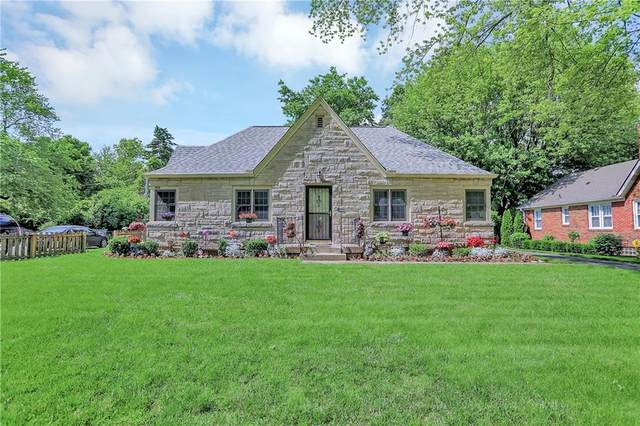 700 E Lawrence Street, Indianapolis, IN 46203 (MLS #21791271) :: Dean Wagner Realtors