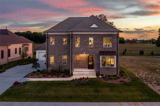15776 Allure Drive, Westfield, IN 46074 (MLS #21791296) :: Anthony Robinson & AMR Real Estate Group LLC