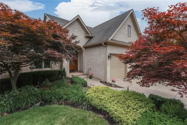 1612 Rosebud Lane, Greenwood, IN 46143 (MLS #21791321) :: Heard Real Estate Team | eXp Realty, LLC