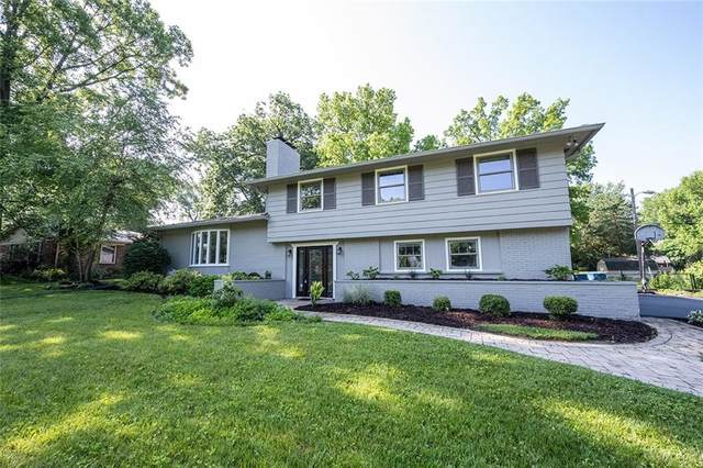 5721 Kilmer Lane, Indianapolis, IN 46250 (MLS #21791340) :: Anthony Robinson & AMR Real Estate Group LLC