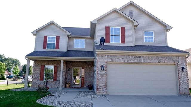 5414 E Rocky Mountain Drive E, Indianapolis, IN 46237 (MLS #21791345) :: The ORR Home Selling Team