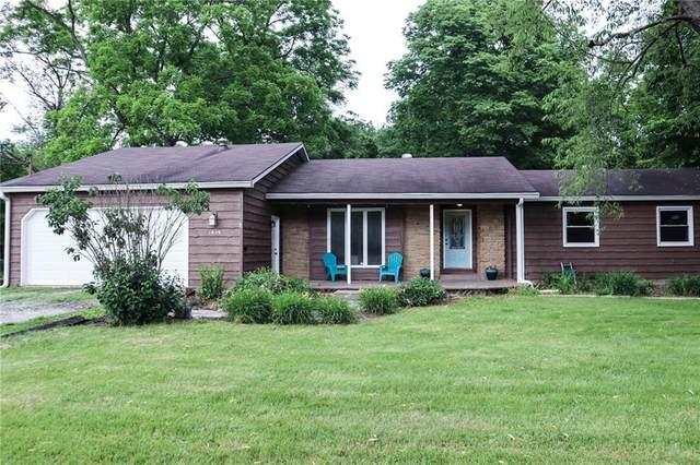 1859 Je To Lake Drive, Avon, IN 46123 (MLS #21791351) :: David Brenton's Team