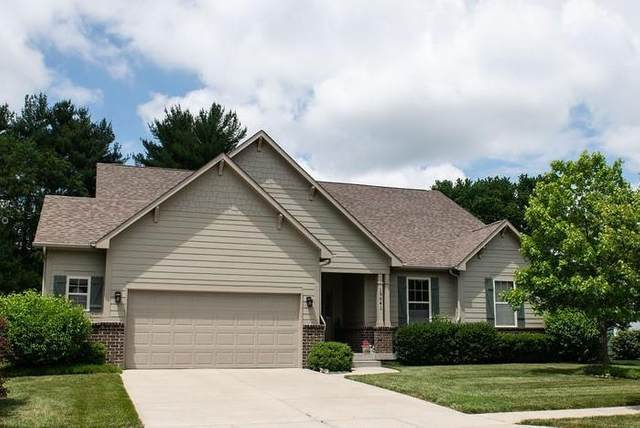 19641 Wagon Trail Drive, Noblesville, IN 46060 (MLS #21791353) :: RE/MAX Legacy