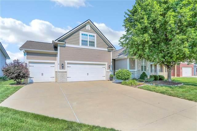 3430 Paisley Pointe, Whitestown, IN 46075 (MLS #21791360) :: Heard Real Estate Team | eXp Realty, LLC
