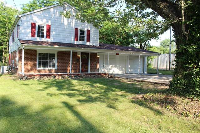 1808 Raible Avenue, Anderson, IN 46011 (MLS #21791369) :: The Evelo Team