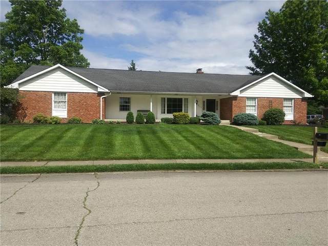 6637 Albion Drive, Indianapolis, IN 46256 (MLS #21791376) :: Dean Wagner Realtors
