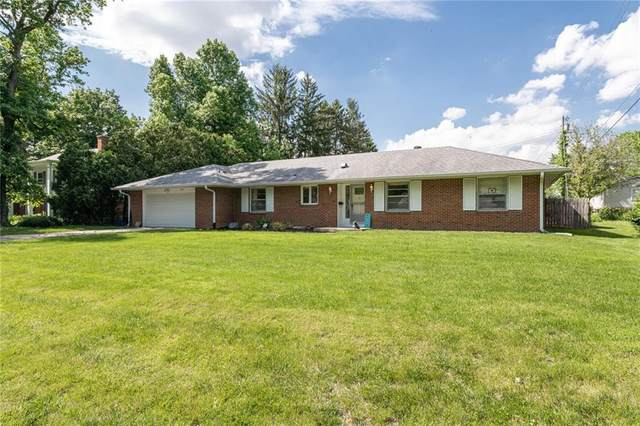3120 W 13th Street, Anderson, IN 46011 (MLS #21791389) :: The Evelo Team