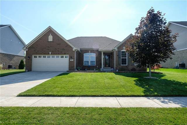 1945 Saratoga Drive, Greenwood, IN 46143 (MLS #21791390) :: AR/haus Group Realty