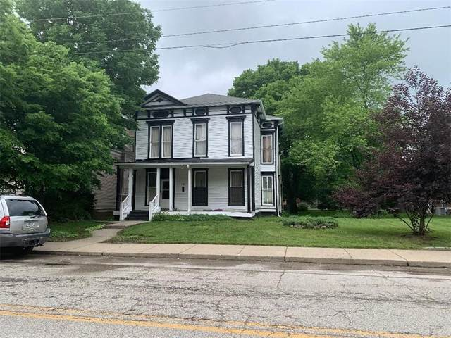 640 E 13th Street, Indianapolis, IN 46202 (MLS #21791402) :: The Indy Property Source