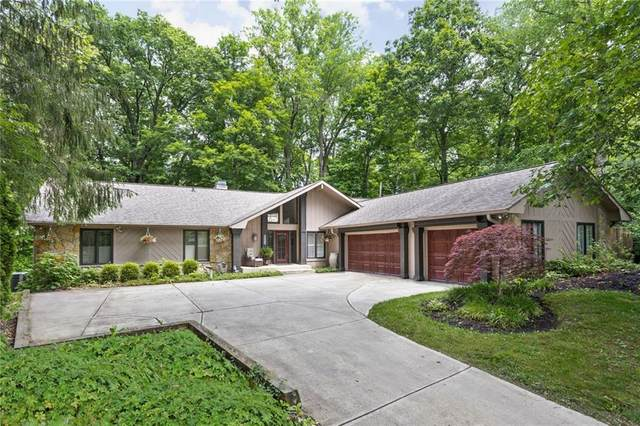 6914 Creek Ridge Trail, Indianapolis, IN 46256 (MLS #21791408) :: Anthony Robinson & AMR Real Estate Group LLC
