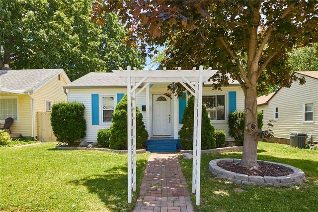 1513 E Markwood Avenue, Indianapolis, IN 46227 (MLS #21791413) :: Ferris Property Group