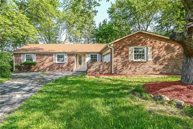 1942 Heather Court, Indianapolis, IN 46229 (MLS #21791414) :: Anthony Robinson & AMR Real Estate Group LLC