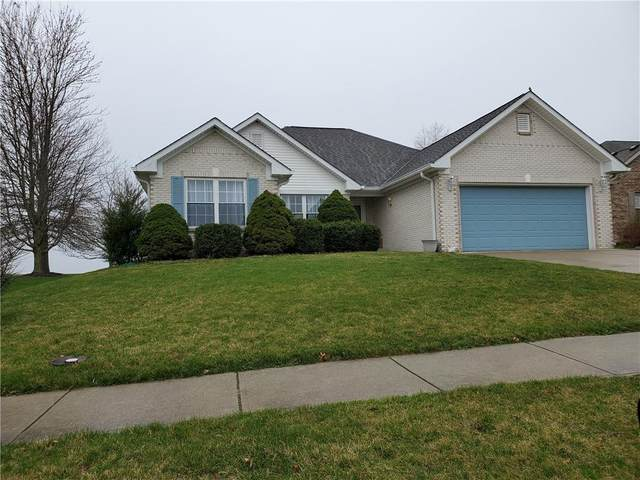 2123 Partridge Drive, Franklin, IN 46131 (MLS #21791424) :: Mike Price Realty Team - RE/MAX Centerstone