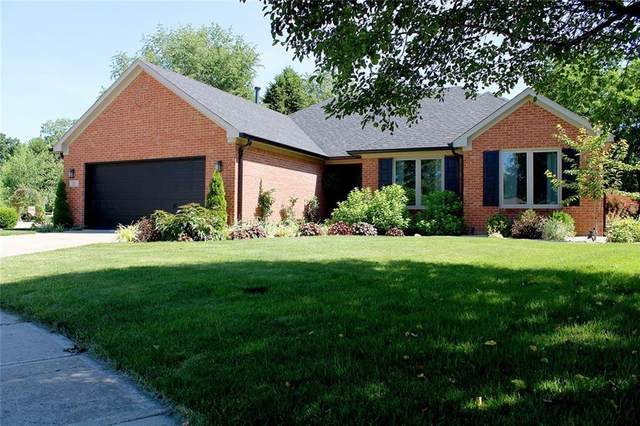 6035 Creekbend Circle, Indianapolis, IN 46217 (MLS #21791426) :: Quorum Realty Group