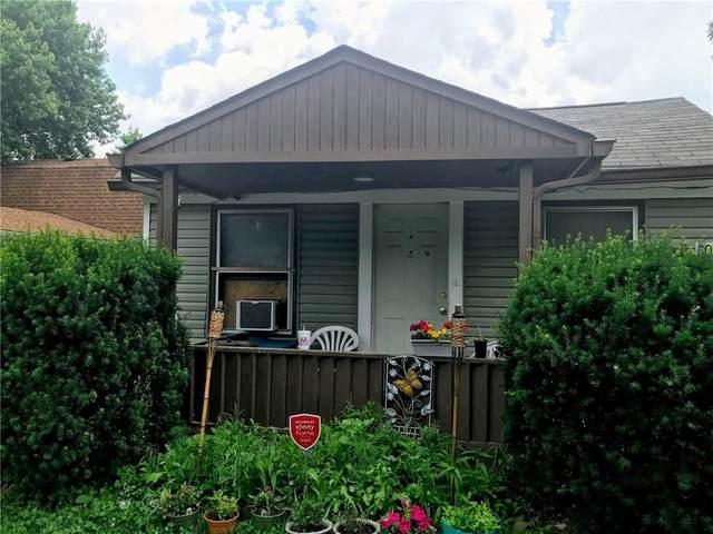 3025 S Rybolt Avenue, Indianapolis, IN 46241 (MLS #21791446) :: Keller & Corbett Real Estate
