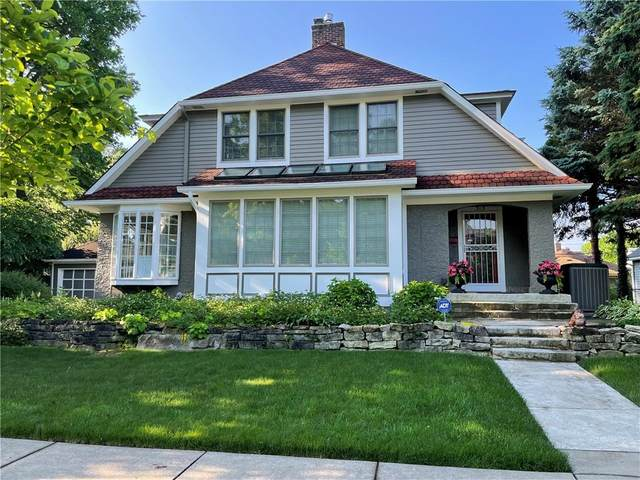 313 W Blue Ridge Road, Indianapolis, IN 46208 (MLS #21791450) :: Mike Price Realty Team - RE/MAX Centerstone