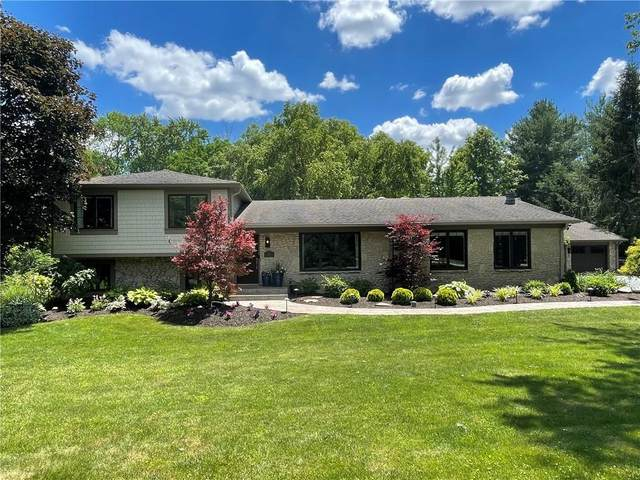8929 Keevers Drive, Indianapolis, IN 46234 (MLS #21791453) :: The ORR Home Selling Team