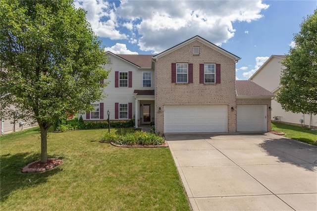 11925 Geyser Court, Fishers, IN 46038 (MLS #21791478) :: Quorum Realty Group