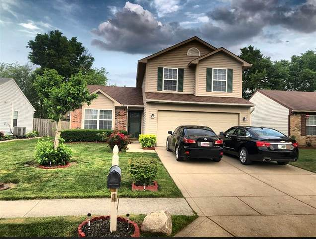 2921 Driving Wind Way, Indianapolis, IN 46268 (MLS #21791499) :: The ORR Home Selling Team