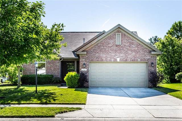 10284 Lakeland Drive, Fishers, IN 46037 (MLS #21791517) :: Dean Wagner Realtors