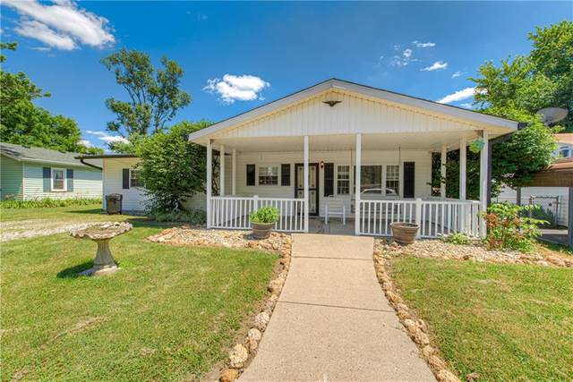 1395 Cross Street, Martinsville, IN 46151 (MLS #21791537) :: The Indy Property Source