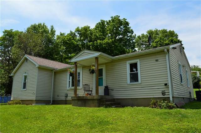 11524 N Mann Road, Mooresville, IN 46158 (MLS #21791551) :: Mike Price Realty Team - RE/MAX Centerstone