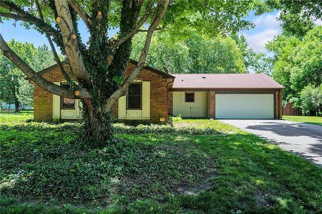 1315 W 78th Street, Indianapolis, IN 46260 (MLS #21791567) :: The ORR Home Selling Team