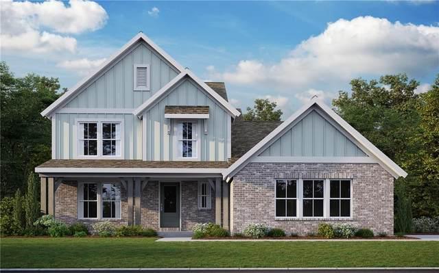 6662 Eagles Nest Lane, Mccordsville, IN 46055 (MLS #21791568) :: Richwine Elite Group