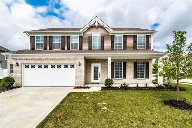 18146 Sunbrook Way, Westfield, IN 46074 (MLS #21791573) :: The Indy Property Source