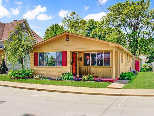 407 Alice Street, Shelbyville, IN 46176 (MLS #21791575) :: Mike Price Realty Team - RE/MAX Centerstone