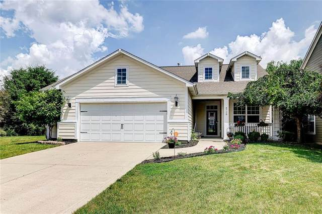 8728 Carver Drive, Indianapolis, IN 46239 (MLS #21791576) :: The ORR Home Selling Team