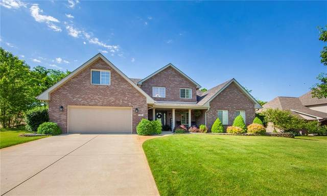 921 W Barouche, Pendleton, IN 46064 (MLS #21791582) :: Mike Price Realty Team - RE/MAX Centerstone