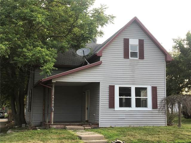2402 S A Street, Elwood, IN 46036 (MLS #21791586) :: Mike Price Realty Team - RE/MAX Centerstone