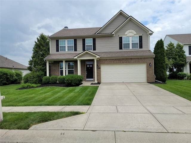13655 Alvernon Place, Fishers, IN 46038 (MLS #21791596) :: Ferris Property Group