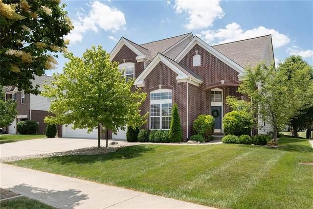 13786 Fieldshire Terrace, Carmel, IN 46074 (MLS #21791602) :: AR/haus Group Realty