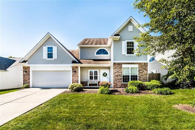 11033 Brave Court, Indianapolis, IN 46236 (MLS #21791606) :: Mike Price Realty Team - RE/MAX Centerstone