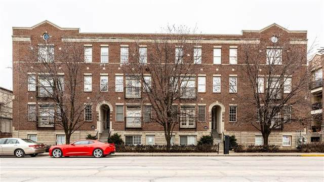 424 E Ohio Street D, Indianapolis, IN 46204 (MLS #21791618) :: AR/haus Group Realty