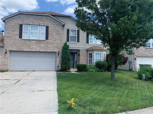 6333 Teacup Drive, Indianapolis, IN 46235 (MLS #21791628) :: Mike Price Realty Team - RE/MAX Centerstone