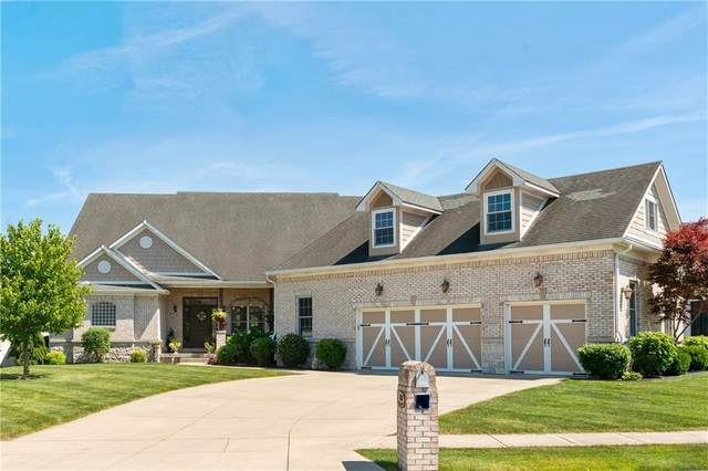 1120 Maclaren Court, Franklin, IN 46131 (MLS #21791634) :: Anthony Robinson & AMR Real Estate Group LLC