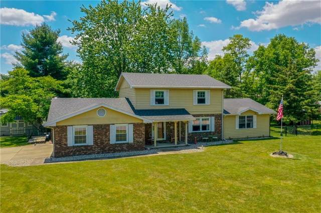 113 Terrylyn Drive, Tipton, IN 46072 (MLS #21791636) :: Mike Price Realty Team - RE/MAX Centerstone