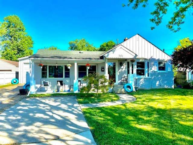 3620 Fairview Street, Anderson, IN 46013 (MLS #21791640) :: Mike Price Realty Team - RE/MAX Centerstone