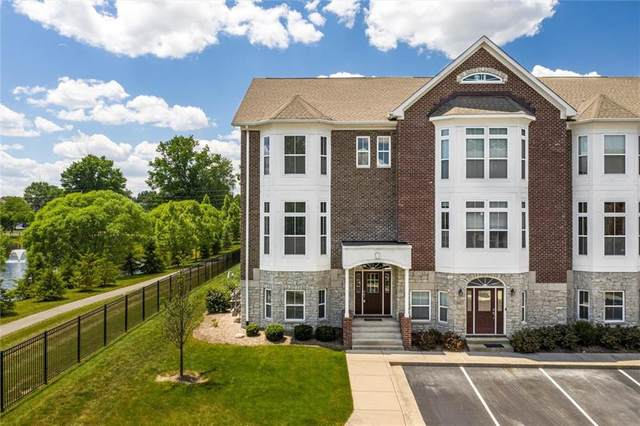 965 Brownstone Trace, Carmel, IN 46032 (MLS #21791647) :: The ORR Home Selling Team