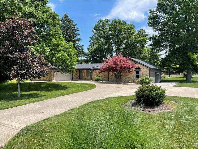 2999 Woodside Drive, Plainfield, IN 46168 (MLS #21791649) :: Mike Price Realty Team - RE/MAX Centerstone