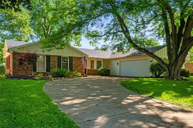 3134 Wayside Lane, Anderson, IN 46011 (MLS #21791652) :: Ferris Property Group