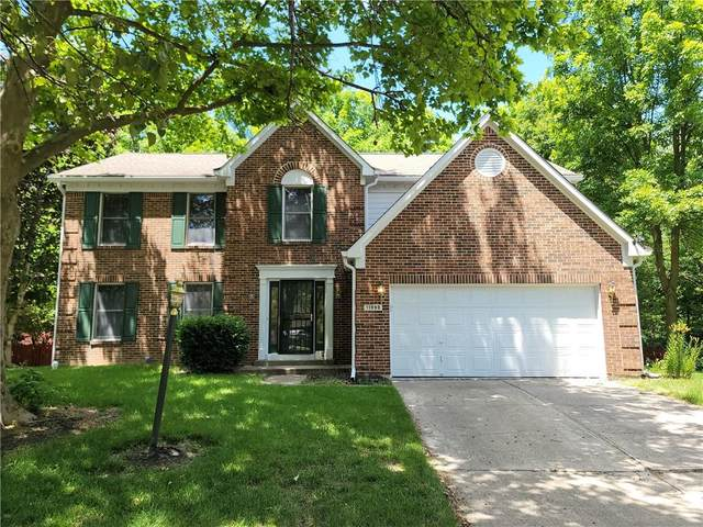 11990 Glen Cove Drive, Indianapolis, IN 46236 (MLS #21791656) :: Mike Price Realty Team - RE/MAX Centerstone