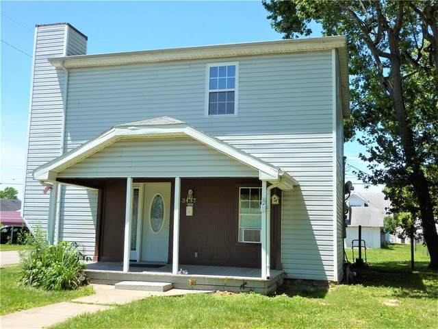 3437 Hamilton Place, Anderson, IN 46013 (MLS #21791657) :: Mike Price Realty Team - RE/MAX Centerstone