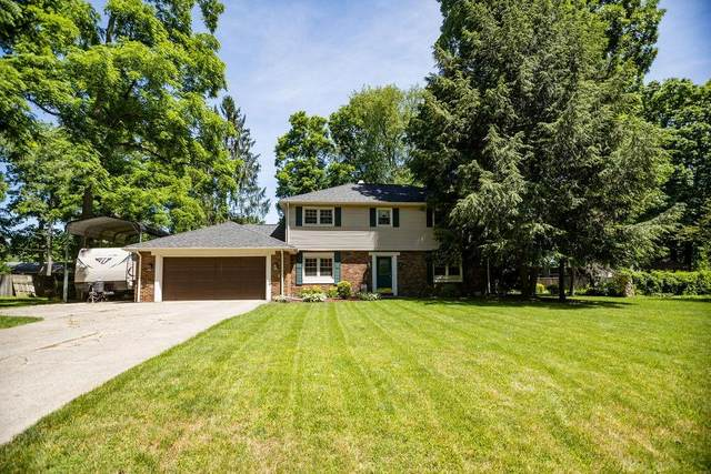 304 Timber Lane, Anderson, IN 46017 (MLS #21791661) :: The Indy Property Source