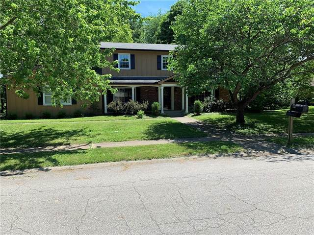 3803 Brunswick Drive, Carmel, IN 46033 (MLS #21791662) :: The Indy Property Source