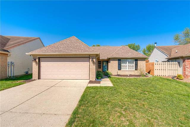 4916 Eagle Talon Court, Indianapolis, IN 46254 (MLS #21791674) :: The ORR Home Selling Team